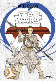 Star Wars. Arte color